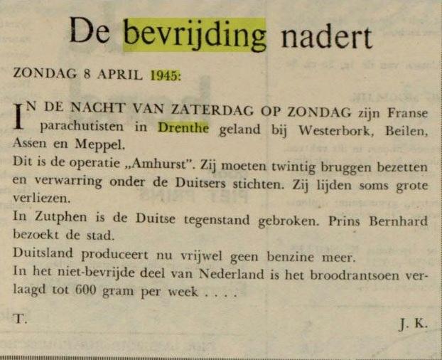 Gereformeerd Gezinsblad 8 april 1965 1
