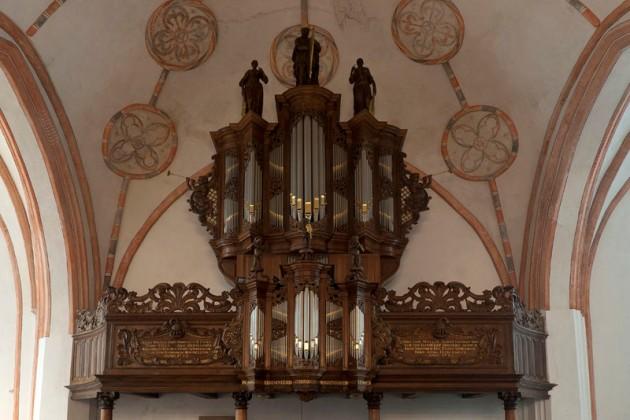 Nicolaikerk orgel