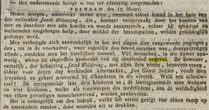Groninger Courant 22-03-1825