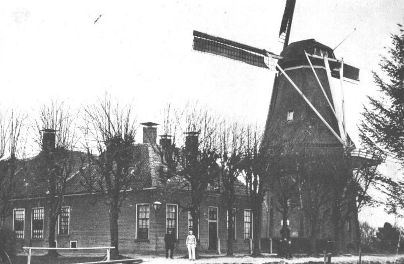 molen ca 1900