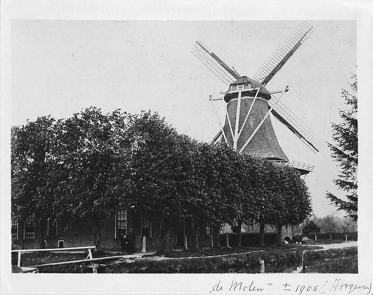 molen ca 1905