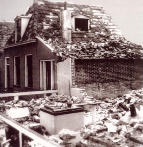 gebombardeerde woning 1