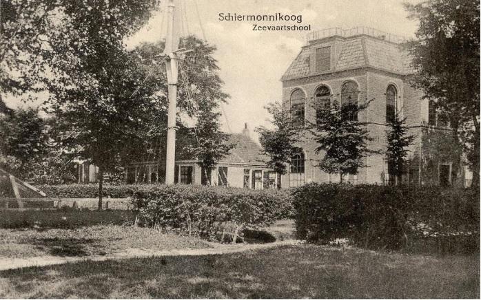 Zeevaartschool Schiermonnikoog